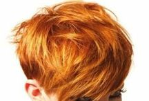 """textures / Hair is never """"just hair"""". It can look like silk or velvet or wood and even like a field of poppies."""