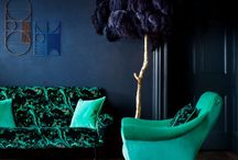 GREAT SHADES OF BLUE! / Everything and Every Shade of Blue in the World of Home Fashion!
