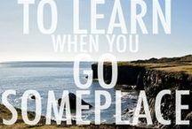 Study Abroad Inspiration / by USA Study Abroad