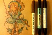 Letraset Pro Markers