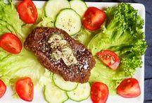 Fleischersatz von Mehr Als Rohkost / Veganer Fleischersatz selbst gemacht ist gar nicht so schwer.