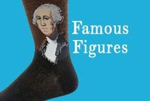 Famous Figures / From president's to pieces of art, we've got you covered. Literally.