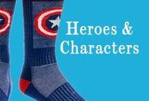 Heroes & Characters