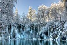 Zima w Chorwacji / Wielu osobom Chorwacja kojarzy się wyłącznie z wakacjami, wysoka temperaturą i krystalicznie czystą wodą. tymczasem w Chorwacji zima również potrafi zaskoczyć ...nie tylko drogowców.
