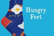 Hungry Feet