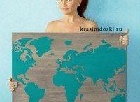 """krasimdoski (Wood signs) Красим доски / Деревянные вывески и панно, вуд постеры, ключницы и вешалки из мастерской """"Красим доски"""""""
