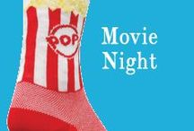 Movie Night / It's time to kick back, relax, and pop in a movie. It's movie night, everyone!