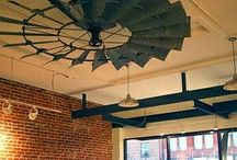 FAN FANATIC / Ceiling Fans----Stylish, Efficient and Right on Trend!