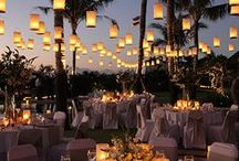 Destination Weddings / A wedding should always be like a dream come true. Here are some stunning destination weddings.