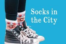 Socks in the City / Socks don't need to be worn in solidarity.