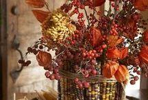 flower arrangements fall