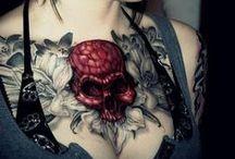 Body Art / Writing In The Skin