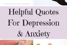 Inspiring & Hopeful Quotes For PND / Favourite quotes and information for anyone suffering from Postnatal Depression or related perinatal mood and anxiety disorders