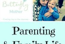 The Butterfly Mother - Parenting & Family Life / All things kids & motherhood from The Butterfly Mother