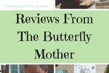 Book Reviews / Posts from my weekly book review feature - for everything visit http://thebutterflymother.com/features/butterfly-book-club/