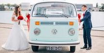 Onze Volkswagen Busjes / Voor het huren retro Volkswagenbusjes voor bruiloften, trouwen, dagjes weg, fotoshoots, verrassingen, huwelijksaanzoeken en promotie doeleinden. Voor meer informatie bezoek onze website: www.devolkswagenbus.nl