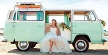 VW Beach Wedding / #vw #vwt2 #vwwedding #volkswagen #trouwen #bruiloft #inspiratie #strand #babyblue #blauw #volkswagent2 #trouwauto #trouwbus #mint #minty #weddingcar #weddingvan #trouwvervoer #hippie #bohemian #roadtrip #volkswagenbus #volkswagenbusje #t2 #t1 #ideas #inspiration #devolkswagenbus