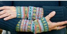 Knittng Patterns for around your Body