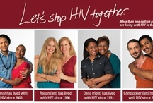 Lets Stop HIV Together / Campaign materials from CDC's Lets Stop HIV Together campaign - English and Spanish