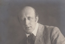 "Johannes Bucholtz 1882-1940 / Danish writer who achieved great popularity and fame in Denmark, but also abroad, especially in Germany and England. He worked as a railway clerk and came to Struer in 1902. He rose to sudden fame in 1915 with his novel ""Egholm and His God"". From 1924 he lived by writing. He wrote plays and a few poems. He founded Struer Museum and was very interested in nature and conservation. He became a cultural beacon of his time, but  the status faded after his death in 1940 and he is now almost forgotten."