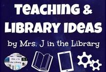 Teaching & Library ideas / School library instruction and management ideas for my library - Mrs. J in the Library