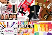 Make-up Studio in Magazines / Make-up Studio spotted in the beauty & fashion magazines