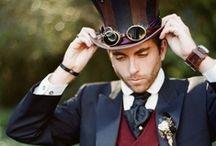 Mode steampunk pour homme