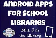 Android Apps for Elementary School Libraries / Apps on the 12 Nexus tablets (three Nexus 10's and nine 2nd generation Nexus 7's) that are used in our elementary school library.