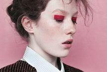 B. / Makeup.