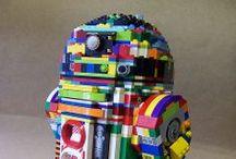 Lego Lunacy  / by Campbellsport Public Library