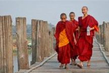 Viaje a Birmania / Fotos de nuestros viajes y viajeros a Birmania, también conocida como Myanmar, un sorprendente país del sudeste asiático.