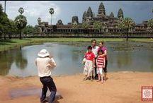 Viaje a Camboya / Fotos de nuestros viajes y viajeros a Camboya.