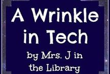 A Wrinkle in Tech Blog Posts / The best posts from my professional teacher-librarian blog at https://awrinkleintech.com.  I write about school libraries, ebooks, makerspaces, technology, and occasionally fandom culture.