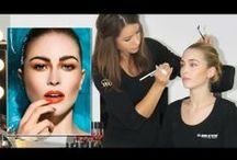 Make-up movies and tutorials / Movies by Make-up Studio