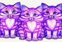 Purple / All stuff purple / by Candy Lompe