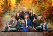 Session Idea- Family / Photographing families / by Angela King-Jones