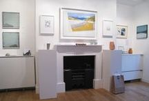 Exhibition | The Still Point / 10 Jan - 28 Feb 2015 Mixed exhibition introducing new artists to the gallery for 2015