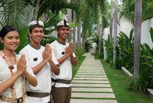 Chandra Luxury Villas in Seminyak Bali / www.chandrabalivillas.com