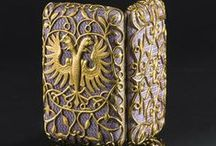 Cigarette cases / Pin what you like.... no limits, no blocking. / by Connie Thompson