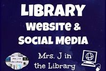 Library Website & Social Media / A collection of blog posts, articles, infographics, and other media that support and advocate for school libraries, reading, and literacy. I post these periodically on my school library's Facebook/Twitter pages along with book recommendations and what I'm reading lately.