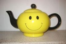 tee-hee teapots / Please feel free to pin whatever you like... no limits, no blocking / by Connie Thompson