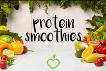protein smoothies / nutrition & diet