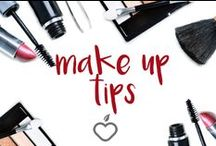 make up tips / beauty & aging