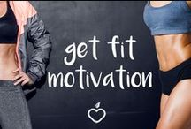 get fit motivation / Fitness