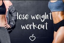 lose weight workout / Fitness