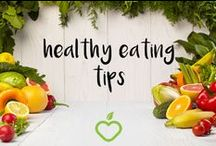 healthy eating tips / recipes