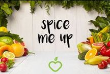 spice me up / recipes