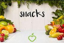 snacks / recipes