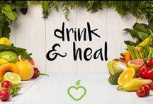 drink & heal / pain relief