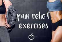pain relief exercise / pain relief